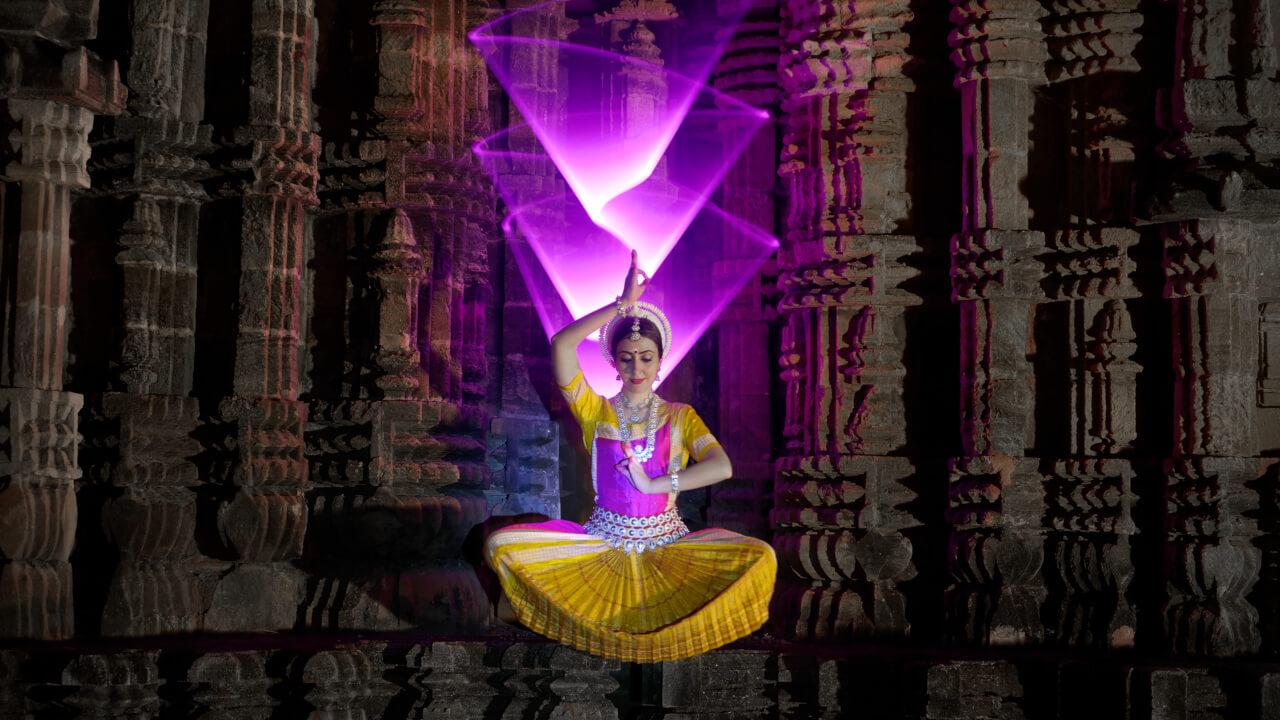 Lights of Odisha #LightsOfOdisha Avishai Leger-Tanger digital artist